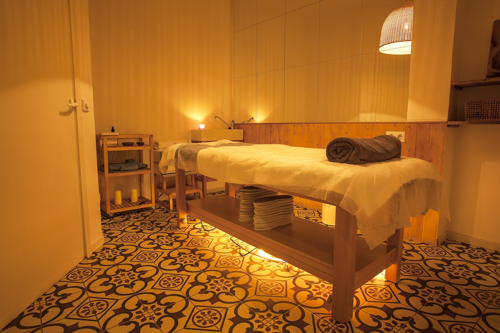 Massage Room Decorating Feng Shui